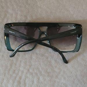 Gucci Unisex Ombre Sunglasses
